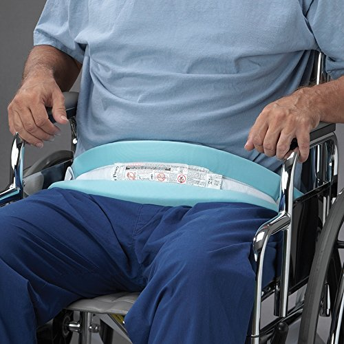 DSS Soft Belt Helps Prevent Forward Sliding in Wheelchairs Standard Size by DSS