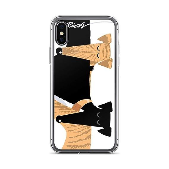 purchase cheap 54ec4 a7cff Amazon.com: iPhone 7 Plus/8 Plus Pure Clear Case Cases Cover Head ...