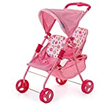 Hauck Doll Twin Stroller Spring Baby Doll Tandem