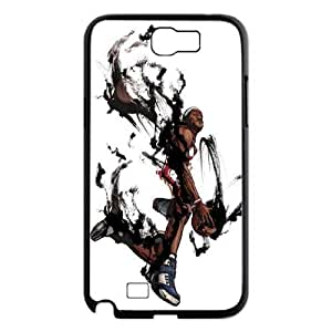 Samsung Galaxy Note 2 N7100 LeBron James Phone Back Case DIY Art Print Design Hard Shell Protection FG0080126 Kimberly Kurzendoerfer