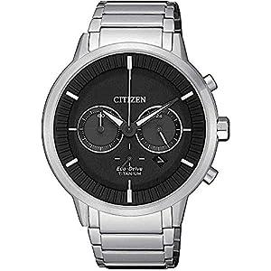 Reloj Citizen Crono Eco Drive Modern Design Super Titanium CA4400-88E 3