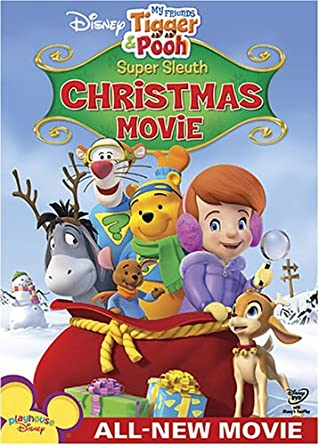 my friends tigger pooh super sleuth christmas movie - Amazon Christmas Movies