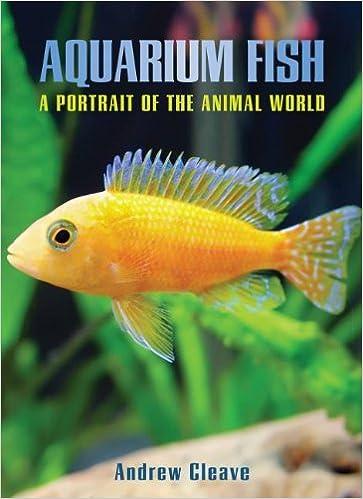 Book Aquarium Fish: A Portrait of the Animal World