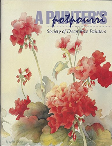 Painter's Potpourri - Society of Decorative Painters - Society Decorative Painters