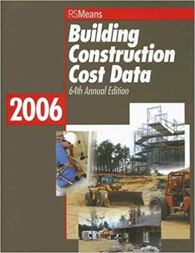 Building Construction Cost Data 2006 (MEANS BUILDING CONSTRUCTION COST DATA)