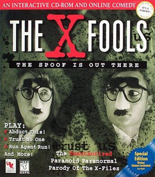 X-Fools: The Spoof Is Out There