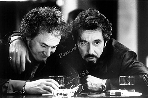 Posters USA Al Pacino Carlito's Way GLOSSY FINISH Movie Poster - FIL418 (24