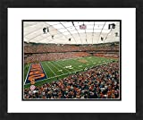 "NCAA Syracuse Orange Football Stadium, Beautifully Framed and Double Matted, 18"" x 22"" Sports Photograph"