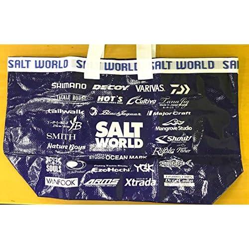 SALT WORLD 2018年10月号 付録