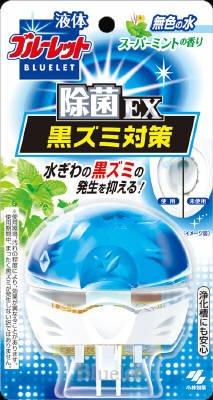 小林製薬 液体ブルーレット 除菌EX スーパーミント 本体×48点セット (4987072029909) B00SB68YIK