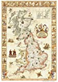 Hysterical Mappe of Britain: Latitude with Attitude