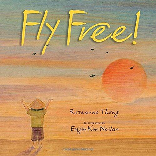 Fly Free! (Blu Thongs)