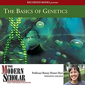 The Basics of Genetics Audiobook