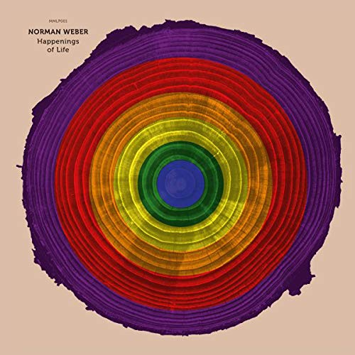 Vinilo : Norman Weber - Happenings Of Life (2 Pack)
