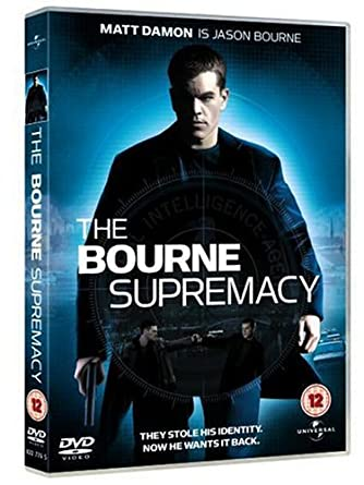 db8169bba The Bourne Supremacy [DVD] [2004]: Amazon.co.uk: Matt Damon, Franka ...