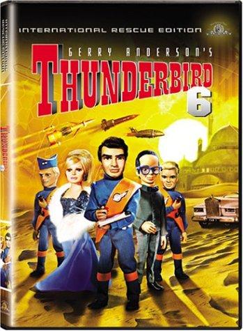 Thunderbird 6 (International Rescue Edition) (Mgm 6 Horror Movie Dvd)