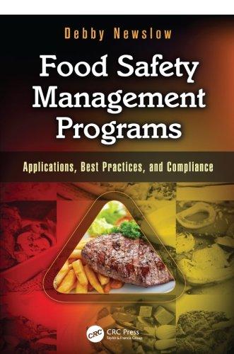 Food Safety Management Programs (Food Safety Management)