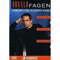 Donald Fagen: Concepts For Jazz/Rock Piano [Reino Unido]
