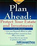 Plan Ahead, Frank Eberhart, 1551804050