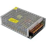SunRobotics DC Power Supply SMPS for Industrial Application CCTV Camera LED 3D Printer & DIY Projects (24V 5A)