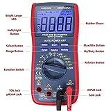 AstroAI Digital Multimeter TRMS 6000 & Test Leads