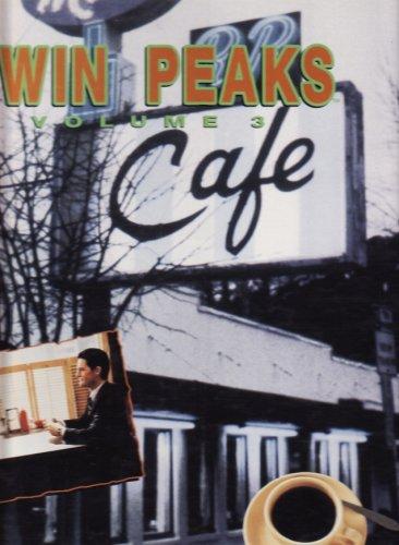 Twin Peaks Vol 3 Laserdisc 4 Disc Set