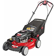 Troy-Bilt TB340 195cc 21-Inch RWD 3-in-1 Self-Propelled Mower