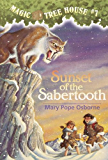 Sunset of the Sabertooth (Magic Tree House Book 7)