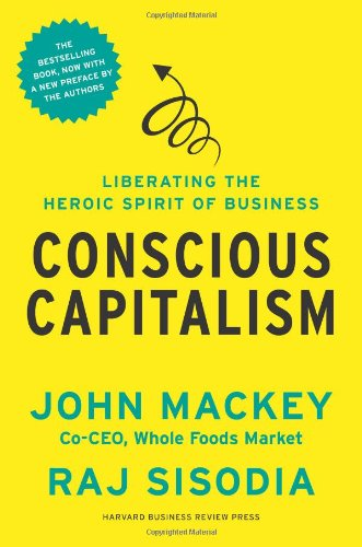 Conscious Capitalism New Preface Authors product image