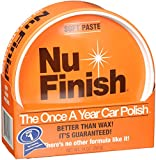 new car polish - Nu Finish Paste Car Polish