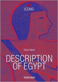 Book Description of Egypt (Icons)