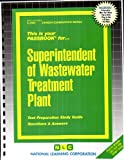 Superintendent of Wastewater Treatment Plant, Jack Rudman, 0837329639