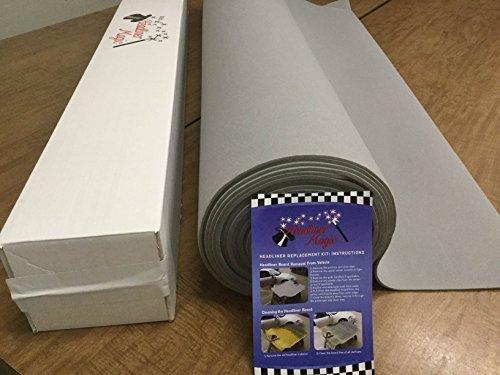 lt-gray-auto-headliner-for-dodge-caravan-3-16-foam-backing-fabric-material-108-x-60
