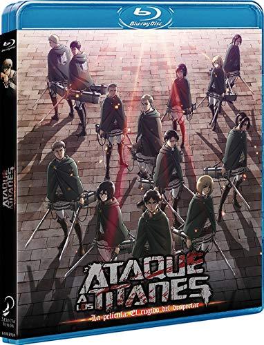 Ataque A Los Titanes. La Película. El Rugido Del Despertar Blu-Ray [Blu-ray]