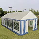 TANGKULA 13'X26′ Outdoor Canopy Tent Wedding Party Tent Carport Shelter with Removable Enclosure Sidewalls & Elegant Church Windows Heavy Duty Gazebo Storage Shelter Pavilion Patio Canopy Carport Review