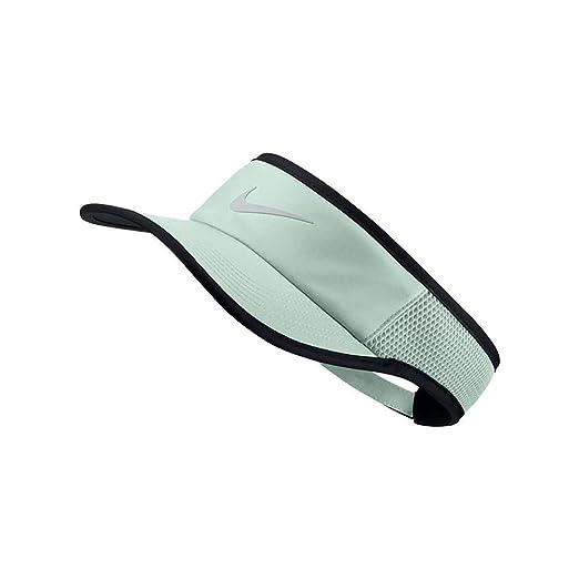 0d17c5864 Amazon.com: NIKE Women's Aerobill Featherlite Adjustable Visor: Nike ...