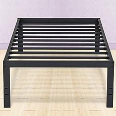 Top 10 Best Platform Bed Frame Queen Under 100 The Gander Nyc