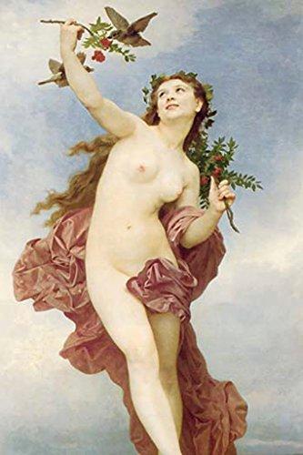 (ArtParisienne Day William Bouguereau 24x36-inch Paper Giclée Print)