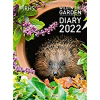 Royal Horticultural Society Wild in the Garden Desk Diary 2022