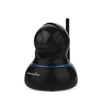 Wansview 1080P Cámara IP inalámbrica, WiFi Cámara de vigilancia de seguridad en el hogar para