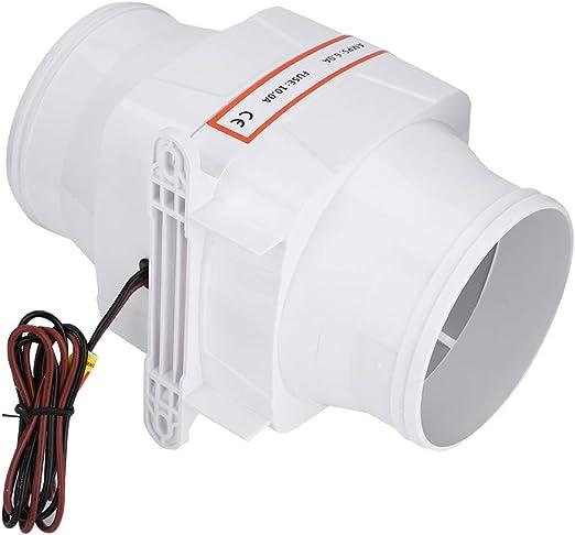 Ventilador de techo de 12 V con ventilación de techo para ...