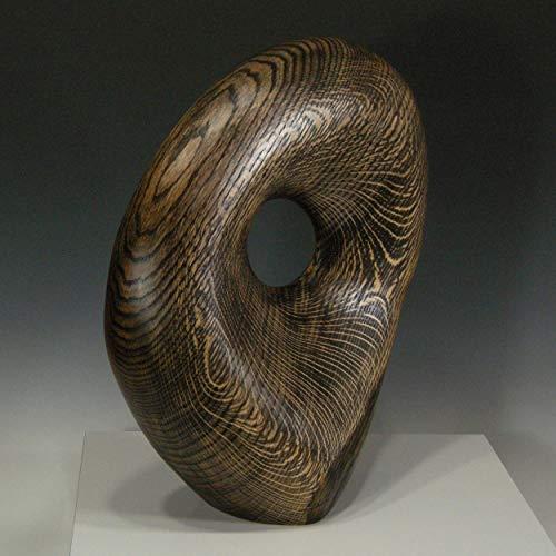 Wood Sculpture Art - Oakstone