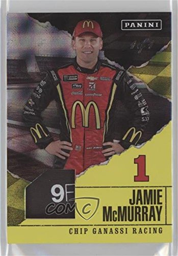 Jamie McMurray #1/1 (Trading Card) 2017 Panini Father's Day - Racing Relics - Hyper Plaid - Sports Hyper Racing