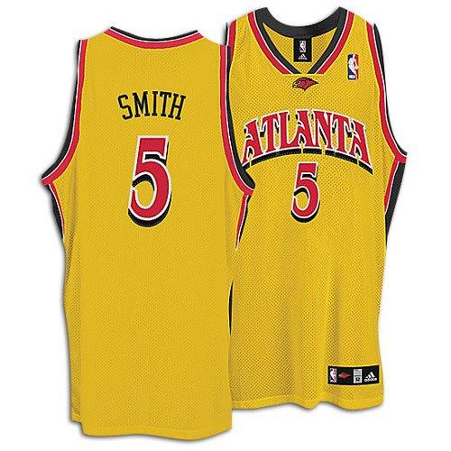 UPC 883220310131, Hawks adidas Men's Authentic 2nd Road Jersey ( sz. 40, Smith, Josh : Hawks )