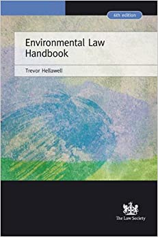 Book Environmental Law Handbook