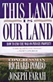 This Land Is Our Land, Richard Pombo, 0312147473