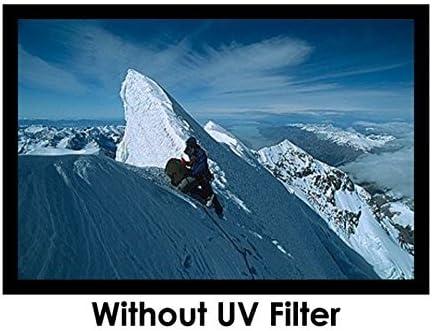 Vivitar Uv 58MM Filter Multi Coated