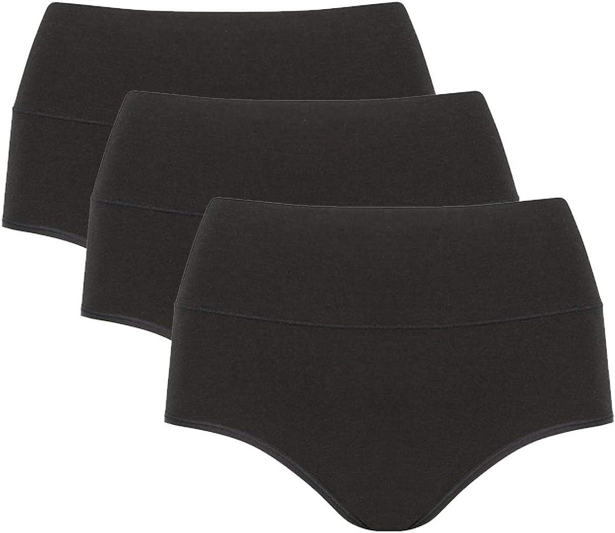 Period Panties//Maternity /& Postpartum Underwear Bambody Absorbent//Overnight High Waist Panty