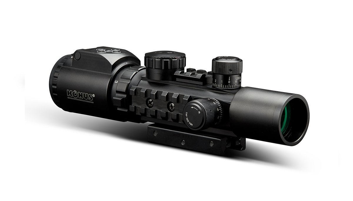 Konus 7170 2x-6x28mm KonusPro AS34 Riflescope by Konus