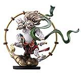 miniQ Miniature Cube 005 Fujin((wind god) & Raijin(thunder god) Figure